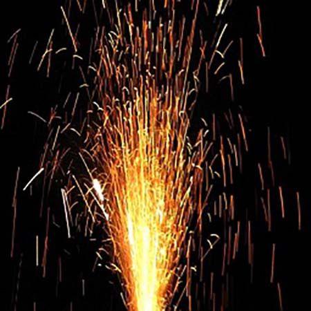 Фейерверк огненный Супер фонтан