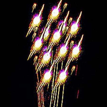 Фейерверк катюша 36 ракет