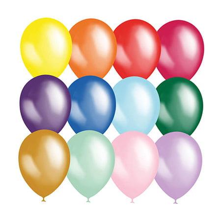 Воздушные шарики 100 шт