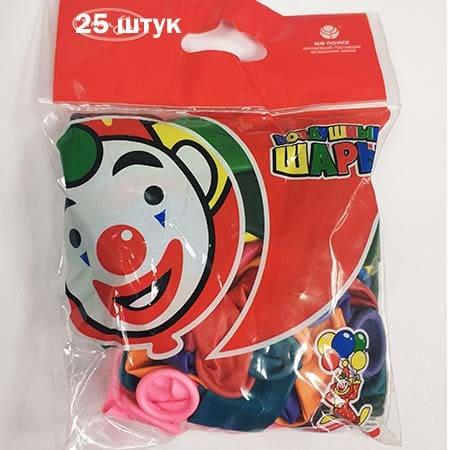 Воздушные шарики 25 шт